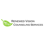 renewed vision counselling services logo