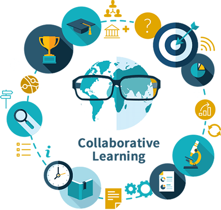 ScholarLMS - LMS learning management system Collaborative_learning