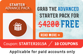 ScholarLMS starter advance pack