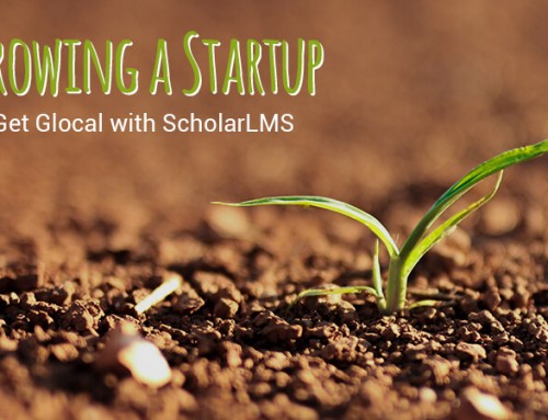 Growing a Startup – Get Glocal with LMS