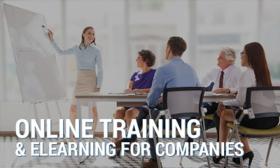 Online Training for Companies