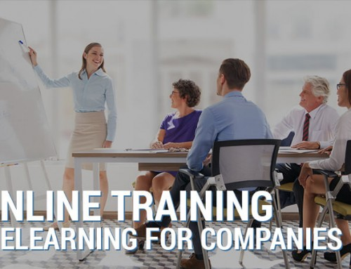 Online Training and e-Learning for Companies