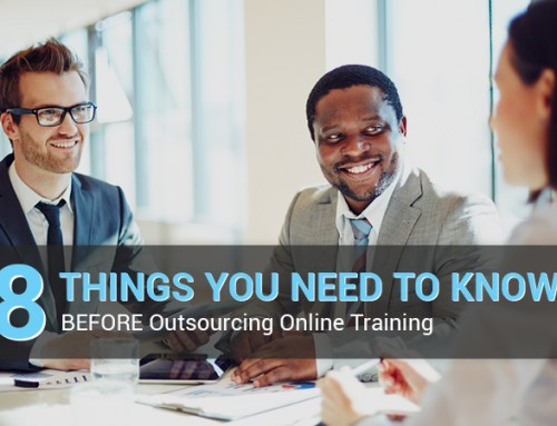 8 Things You Need To Know BEFORE Outsourcing Online Training