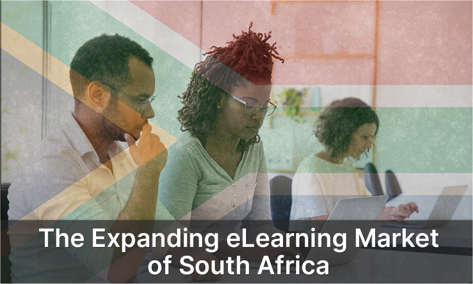 ELearning Market of South Africa